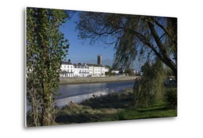 River Taw, Barnstaple, North Devon, England, United Kingdom, Europe-Rob Cousins-Metal Print