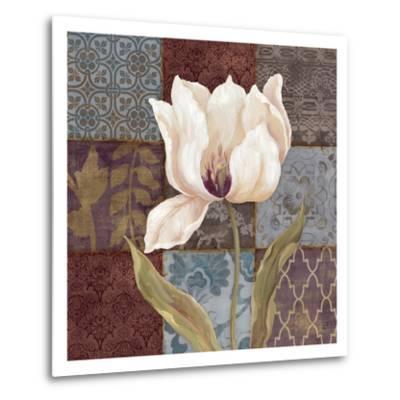 Mosaique II-Daphne Brissonnet-Metal Print