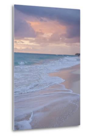 Sunrise, Bavaro Beach, Higuey, Punta Cana, Dominican Republic-Lisa S^ Engelbrecht-Metal Print