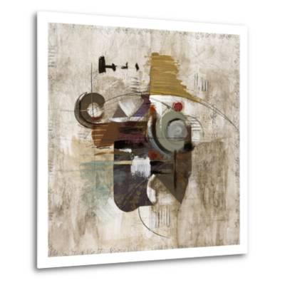 Unwound 1-Checo Diego-Metal Print