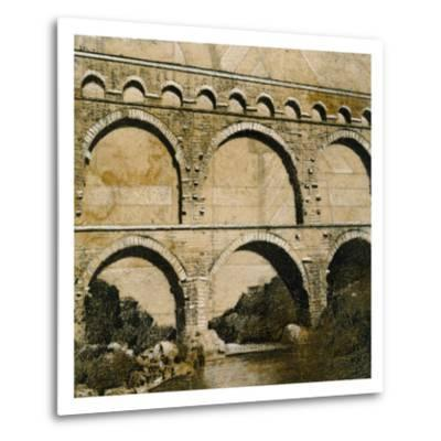 Aqueduct 1-John Douglas-Metal Print