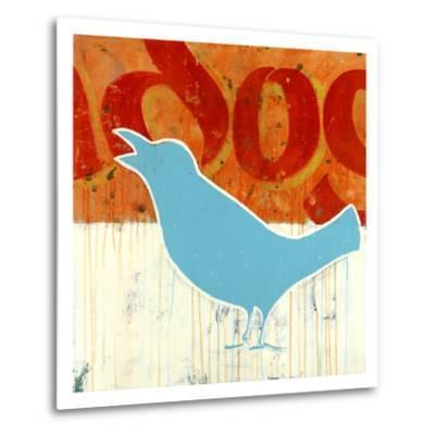 Blubird-Christopher Balder-Metal Print