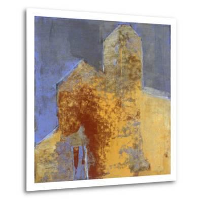 Painted Structure 8-Maeve Harris-Metal Print
