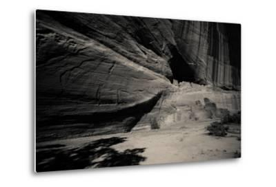 The Canyon De Chelly Anasazi Ruins-Ben Horton-Metal Print