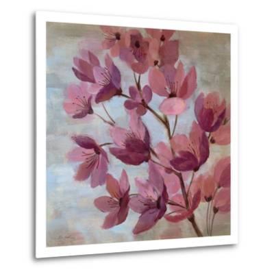 April Blooms I-Silvia Vassileva-Metal Print