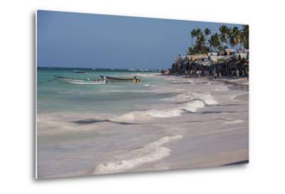 Market, Bavaro Beach, Higuey, Punta Cana, Dominican Republic-Lisa S^ Engelbrecht-Metal Print