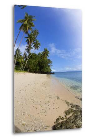 Prince Charles Beach, Taveuni, Fiji-Douglas Peebles-Metal Print