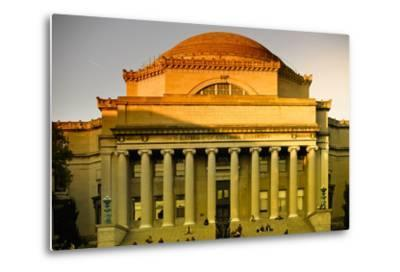 Columbia University - College - Campus - Buildings and Structures - Manhattan - New York - United S-Philippe Hugonnard-Metal Print