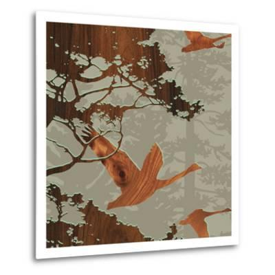 Bird 2-jefdesigns-Metal Print