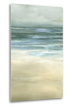 Tranquil Sea II-Jennifer Goldberger-Metal Print