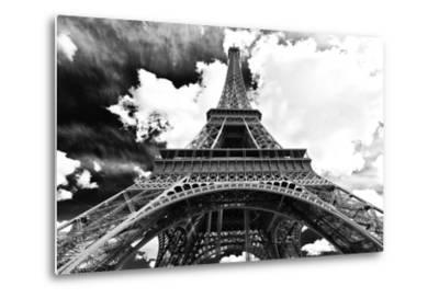 Eiffel Tower - Paris - France - Europe-Philippe Hugonnard-Metal Print