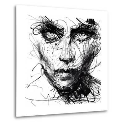 In Trouble, She Will-Agnes Cecile-Metal Print