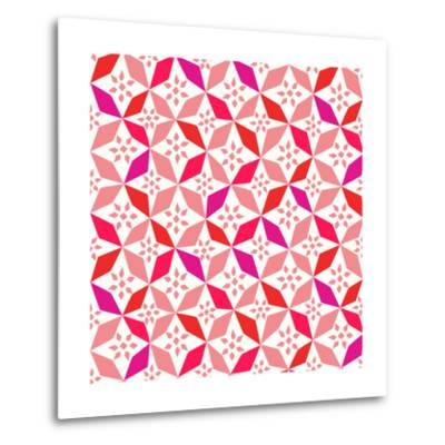 Rabat Tile--Metal Print