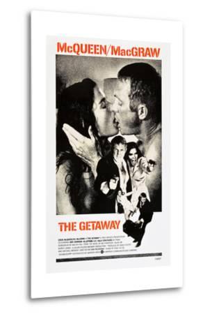 THE GETAWAY--Metal Print
