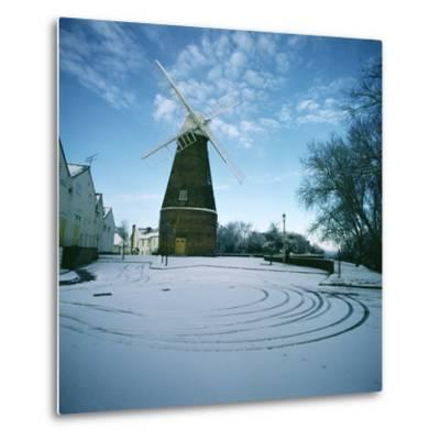 Rayleigh Windmill, Essex--Metal Print