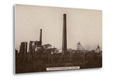 Wharncliffe Woodmor Colliery, Yorkshire--Metal Print
