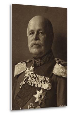 General Von Eichorn--Metal Print