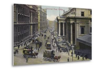 General Post Office, London--Metal Print