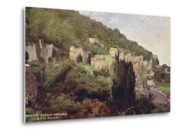 Gwrych Castle, Abergele--Metal Print