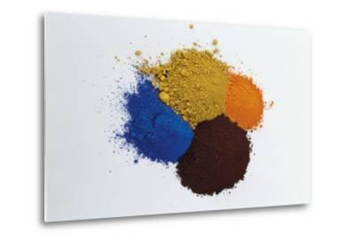 Pigments--Metal Print