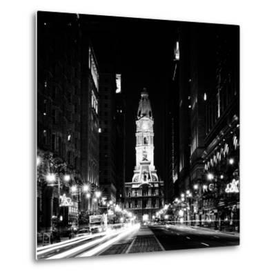 Philadelphia City-Philippe Hugonnard-Metal Print