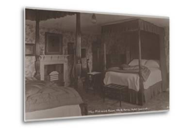 The Pickwick Room, White Horse Hotel, Ipswich--Metal Print