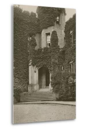 Head-Master's House, Rugby--Metal Print
