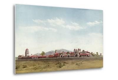 The Alvarado, Albuquerque, New Mexico--Metal Print