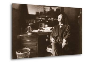 E.H. Harriman, 1901--Metal Print