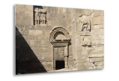 Temple of Allat, Hatra--Metal Print