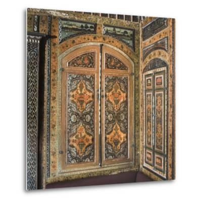 Period Room, from Damascus, Syria, Dating from 1711-12--Metal Print