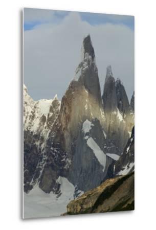 Cerro Torre-Tony Waltham-Metal Print