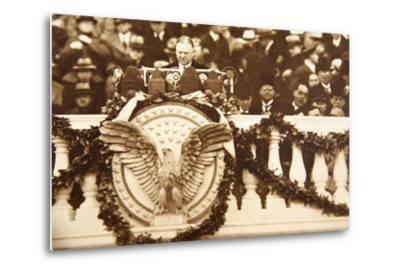 Frank Billings Kellogg, U.S. Ambassador to Great Britain 1923-25--Metal Print