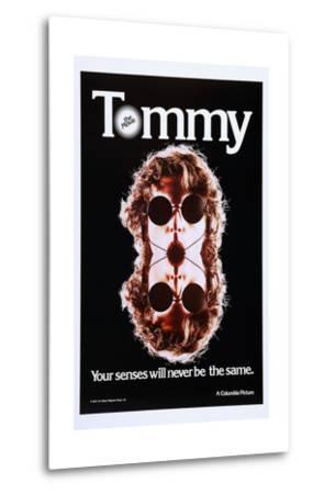 Tommy--Metal Print