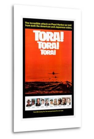 Tora! Tora! Tora!--Metal Print