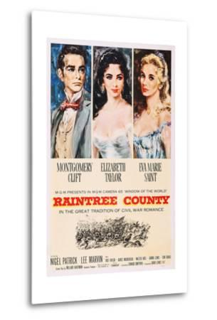 Raintree County--Metal Print