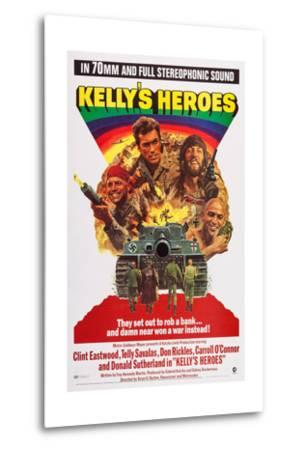 Kelly's Heroes--Metal Print