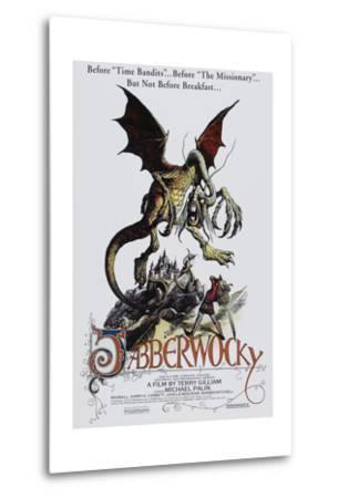 Jabberwocky--Metal Print