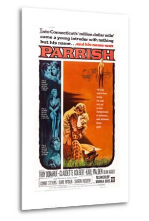 Parrish--Metal Print