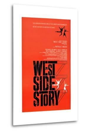 West Side Story--Metal Print