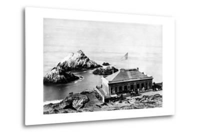 The Cliff House, San Francisco, C.1863-8--Metal Print