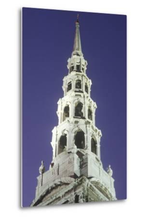 St. Bride's Church, London--Metal Print
