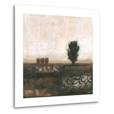 Global Landscape II-Norman Wyatt Jr^-Metal Print