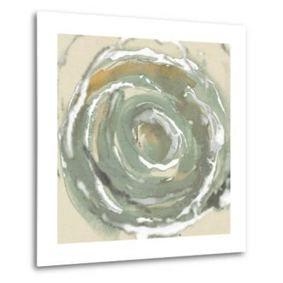 Flora II-Sisa Jasper-Metal Print