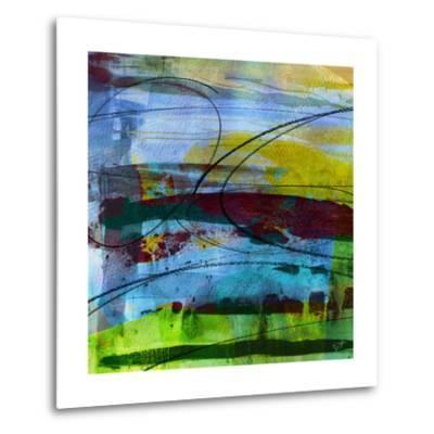 Impression II-Sisa Jasper-Metal Print