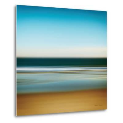 Sea Stripes I-Katherine Gendreau-Metal Print