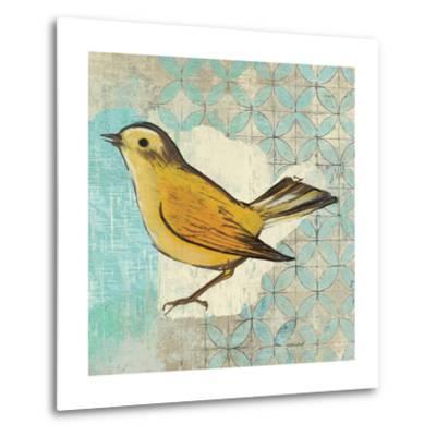 Wilsons Warbler II-Kathrine Lovell-Metal Print