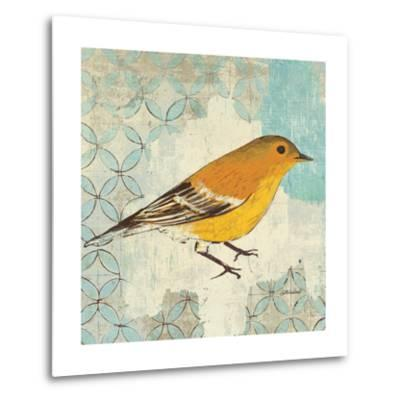 Pine Warbler-Kathrine Lovell-Metal Print