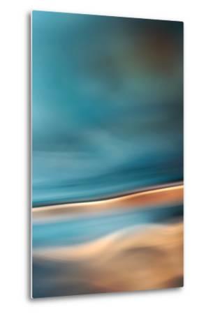 The Beach 3-Ursula Abresch-Metal Print