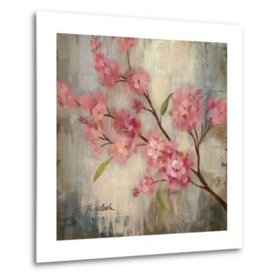 Cherry Blossom II--Metal Print